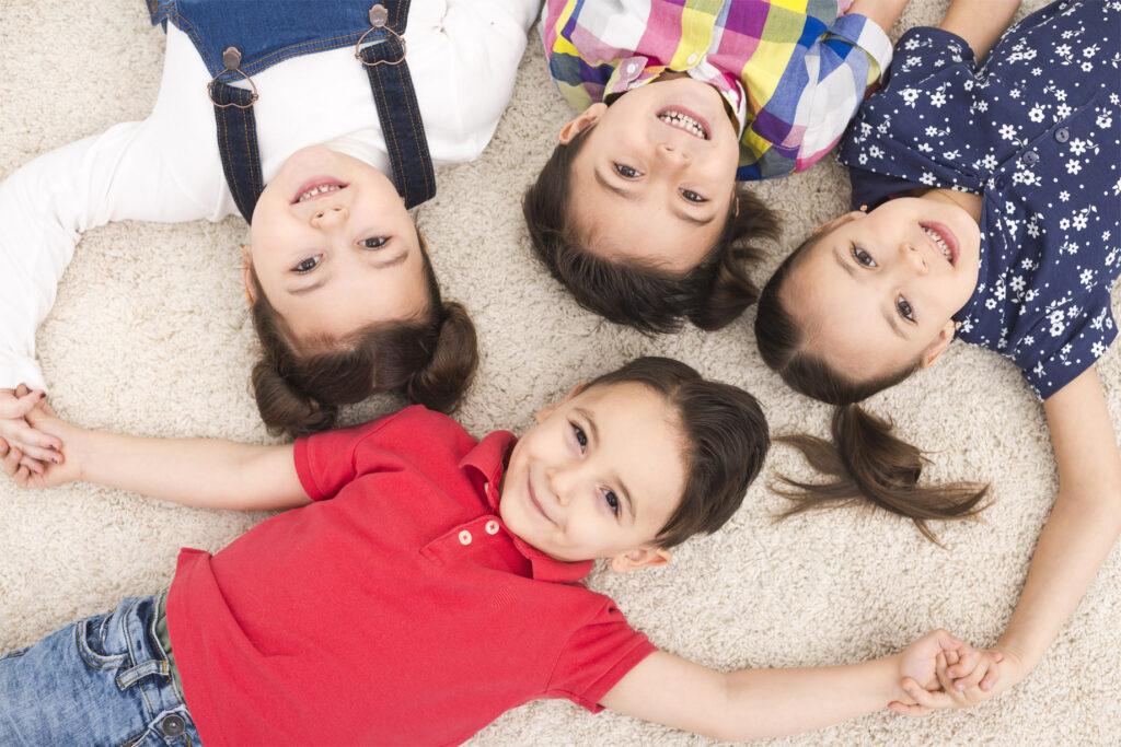 niños educación emocional